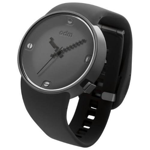 [オーディーエム]o.d.m 腕時計 STUDIO アナログ表示 5気圧防水 ブラック DD134-3 メンズ 【正規輸入品】