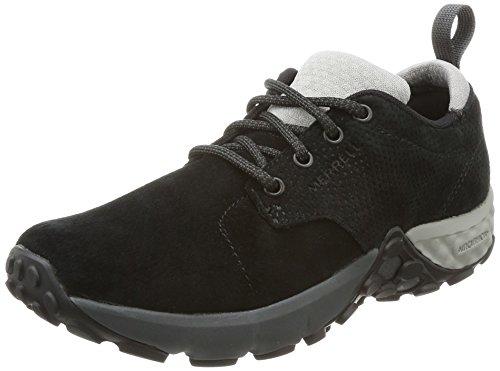 [メレル] ウォーキングシューズ ジャングルレースエアークッションプラスウィメンズ Black 22.5cm 2E