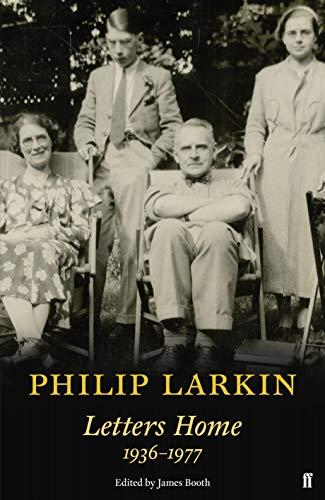 Philip Larkin: Letters Home (English Edition)