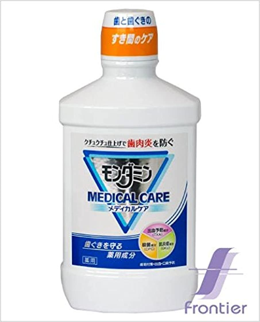 告発自治的ポインタアース製薬 薬用モンダミン メディカルケア 1000ml 24個セット