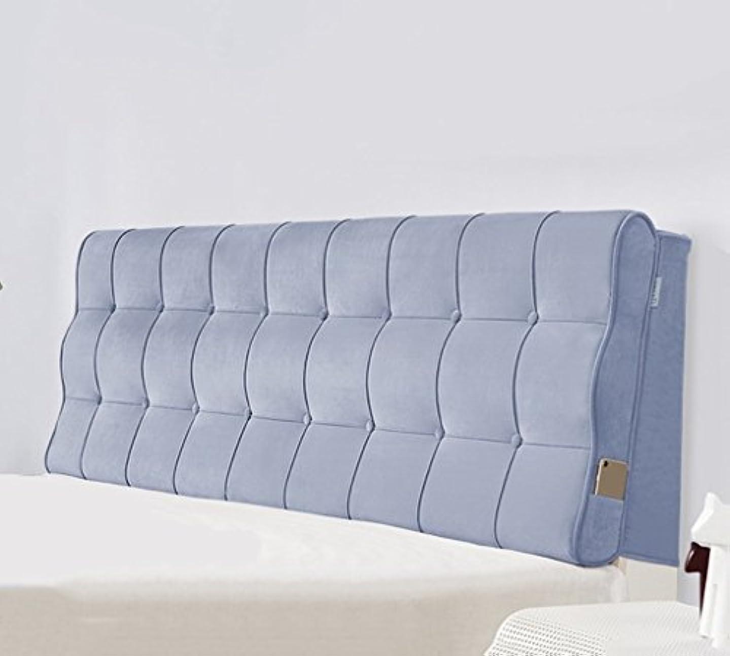 悲しい寝るモート31-luoshangqing 腰椎サポートパッド取り外し可能なベッドサイドダブルベッド寝室の背部腰椎サイズオプションのクッション枕クッション (Color : C)