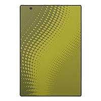 arrows Tab F-02K スキンシール docomo ドコモ タブレット tablet シール ステッカー ケース 保護シール 背面 人気 単品 おしゃれ その他 シンプル 模様 緑 001863