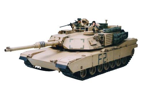 タミヤ 1/35 ミリタリーミニチュアシリーズ No.269 アメリカ陸軍 戦車 M1A2 エイブラムス イラク戦仕様 プラモデル 35269