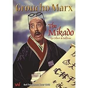 Groucho Marx in the Mikado [DVD] [Import]