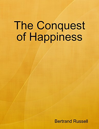 Download The Conquest of Happiness (English Edition) B015D3X0YG