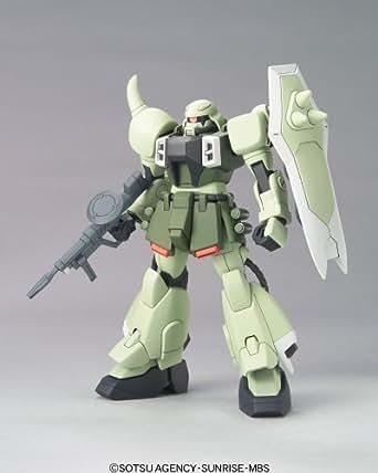 HG 1/144 ZGMF-1000 ザクウォーリア (機動戦士ガンダムSEED DESTINY)