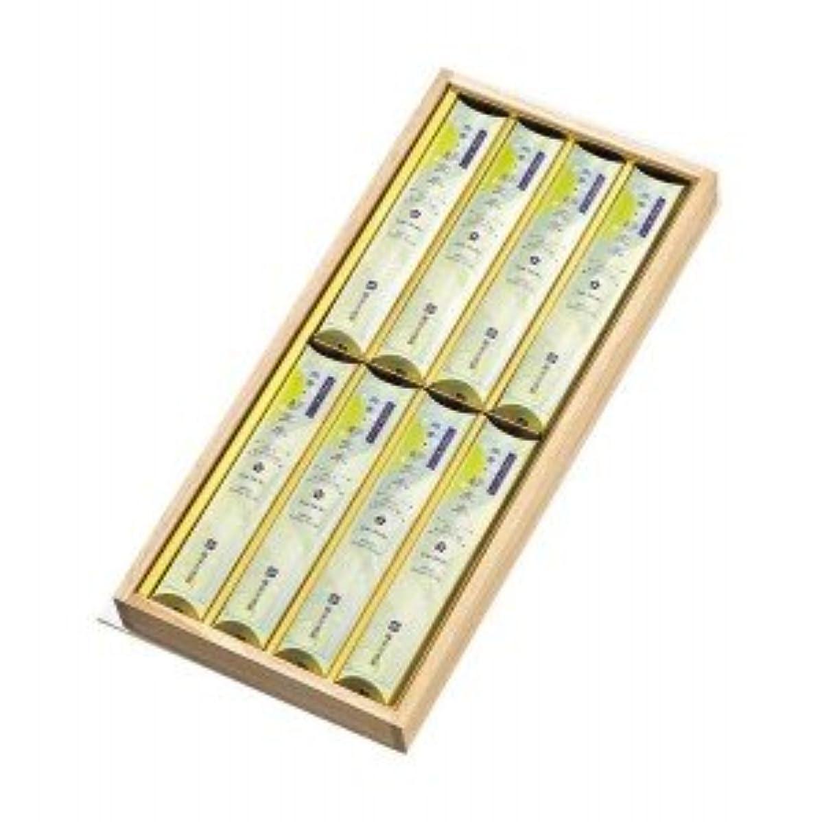 スキップトライアスリート電卓微煙微香好文木短寸バラ8箱詰桐箱