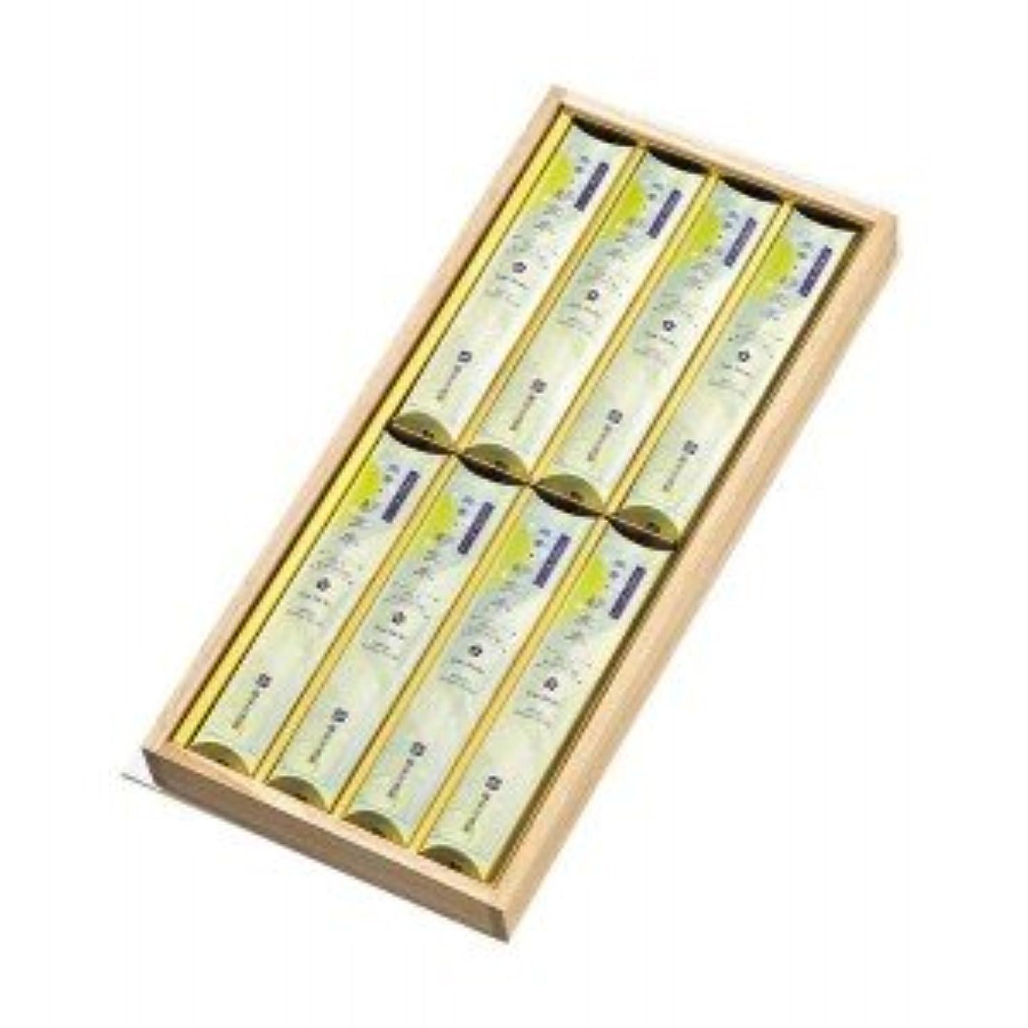 繰り返すネクタイトレーダー微煙微香好文木短寸バラ8箱詰桐箱