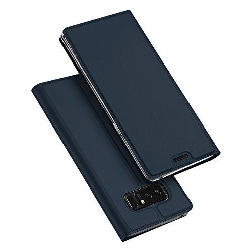 Samsung Galaxy Note 8 ケース 手帳型 マグネット カー...