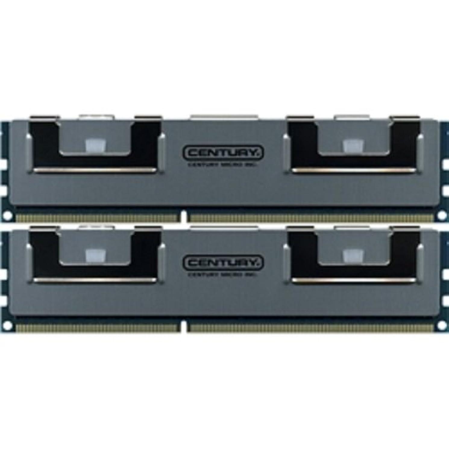 シチリア寸前ハムセンチュリーマイクロ デスクトップ用 PC3-12800/DDR3-1600 16GBキット(8GB 2枚組) DIMM 日本製 H/S付 CAK8GX2-D3U1600