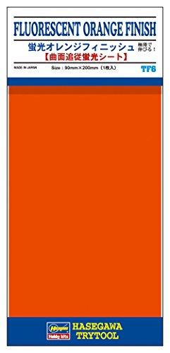 トライツールシリーズ TF-6 蛍光オレンジフィニッシュ