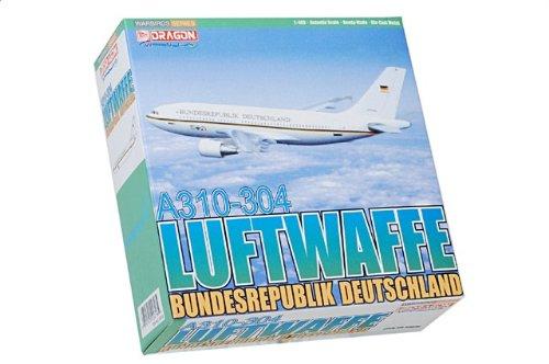 1:400 ドラゴンモデルズ 55616 エアバス A310 ダイキャスト モデル Luftwaffe【並行輸入品】