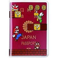 パスポートカバー スーパーマリオ(ステージ)