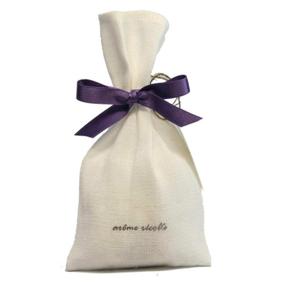 どれリサイクルするニンニクアロマレコルト ナチュラルサシェ(香り袋) フローラル【Floral】 arome rcolte
