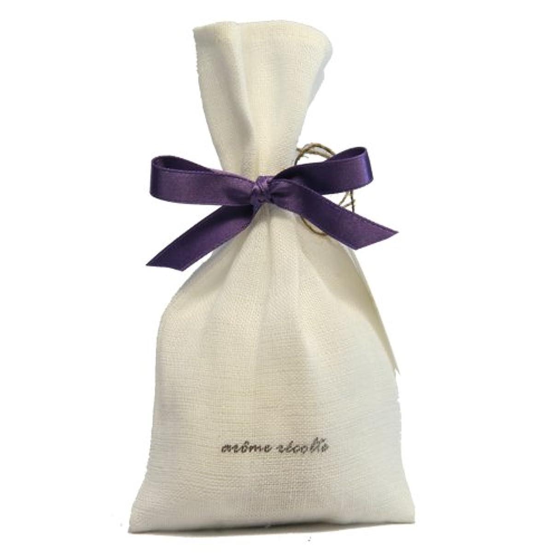 希望に満ちた行方不明役に立つアロマレコルト ナチュラルサシェ(香り袋) フローラル【Floral】 arome rcolte