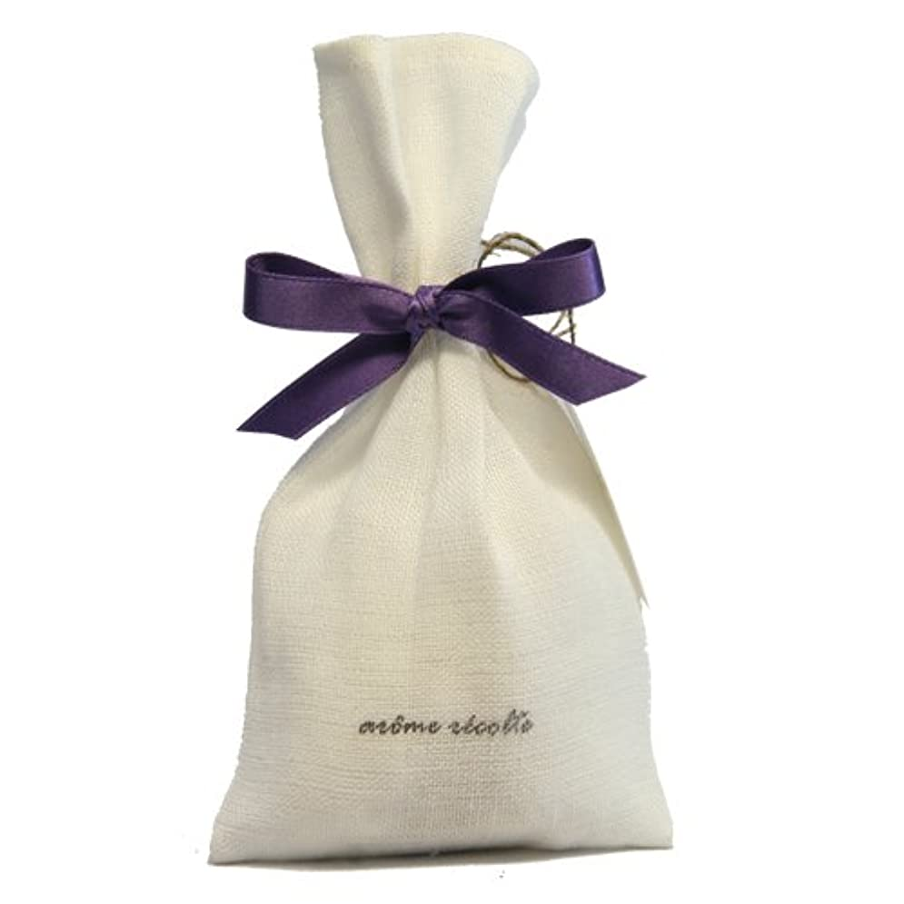 肉のフリース麻痺アロマレコルト ナチュラルサシェ(香り袋) フローラル【Floral】 arome rcolte