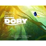 The Art of Finding Dory (Disney Pixar)