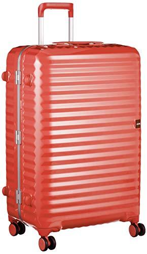 dfe7bfaefa [ロジェール] スーツケース 100L 75cm 5.4kg GROOVE2-L PK ピンクの画像