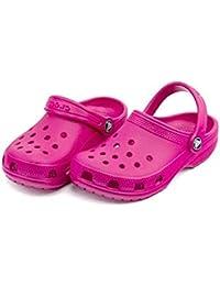 [クロックス] crocs 女の子 男の子 キッズ 子供靴 運動靴 通学靴 クロッグ サンダル クラシッククロッグK 軽量 クッション性 カジュアル デイリー スポーツ スクール 学校 CLASSIC CLOG K 204536
