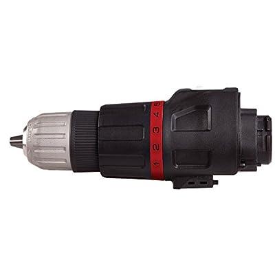 ブラックアンドデッカー(BLACK+DECKER) 振動ドリルドライバーヘッド EHH183