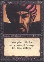 Magic: the Gathering - El-Hajjaj - Arabian Nights