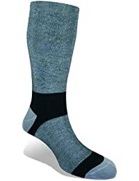 Bridgedale Everyday Lot de 2 paires de chaussettes pour homme gris Gris 12 Plus