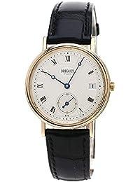 [ブレゲ]クラシック ツイン バレル 腕時計 K18ピンクゴールド/クロコダイル メンズ (中古)