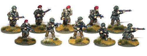 Warlord Gamesボルトアクション第2次世界大戦イギリス空挺セクション英国陸軍歩兵