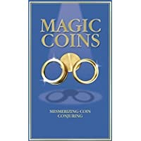 Magic Coins Mesmerizing Coin Conjuring by Nat Lambert [並行輸入品]