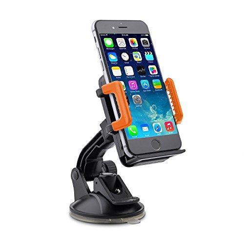 車載ホルダー TaoTronics ゲル吸盤式 スマートフォン 携帯車載ホル...