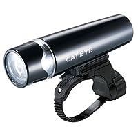 CATEYE(キャットアイ):UNO ホワイトLEDヘッドライト(HL-EL010) ブラック 5339587