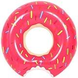 ドーナツ 浮き輪 60cm 浮輪 子供 うきわ 水遊び プール アウトドア レジャー チョコレート ブラウン 家族で水遊び プール