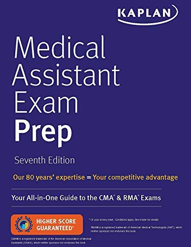 Medical Assistant Exam Prep: Your All-in-One Guide to the CMA & RMA Exams (English Edition)