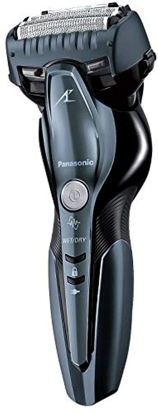 通訳居間講義パナソニック ラムダッシュ メンズシェーバー 3枚刃 お風呂剃り可 グレー ES-CST8R-H