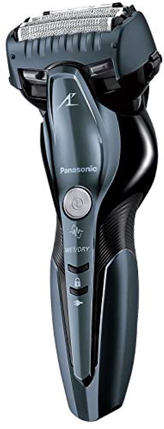 希少性マグ具体的にパナソニック ラムダッシュ メンズシェーバー 3枚刃 お風呂剃り可 グレー ES-CST8R-H