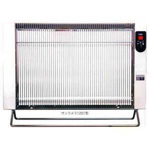 サンラメラ1201型 ホワイト 6~14畳用 ※補助暖房とは...