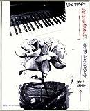 ポスター ロバート ラウシェンバーグ New York Philharmonic 150th Anniversary 1992年 限定2000枚 額装品 アルミ製ベーシックフレーム(ライトブロンズ)