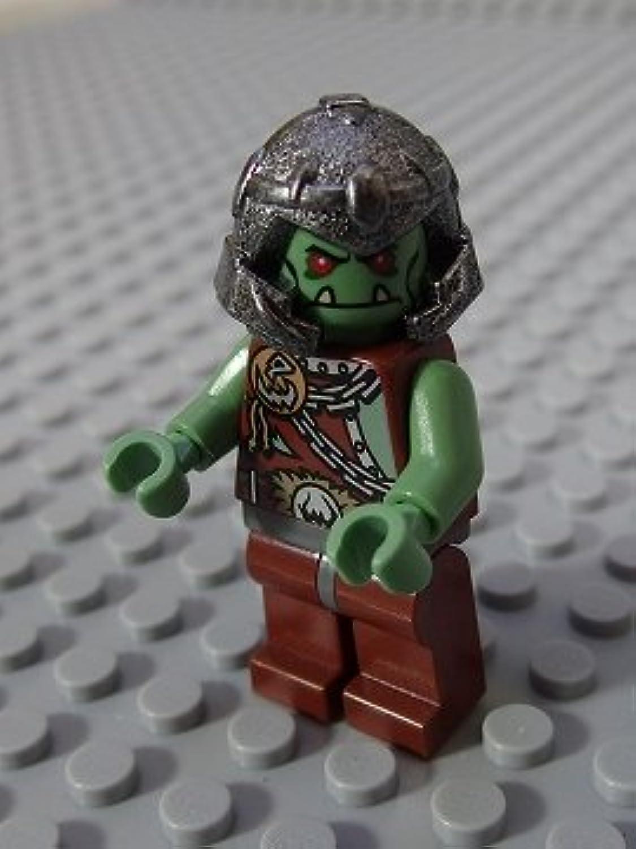 レゴ ミニフィグ【キャッスル 368】 Troll Warrior_B
