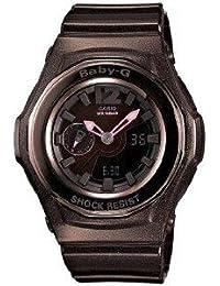 腕時計 カシオ Casio Women's BGA141-5B Black Resin Quartz Watch with Black Dial【並行輸入品】
