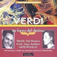 La Forza Del Destino - Tebaldi by GIUSEPPE VERDI