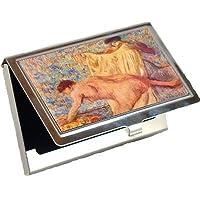 WithdrawingからThe Bathtub By Edgar Degasビジネスカードホルダー