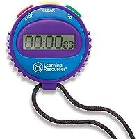 ラーニング リソーシズ(Learning Resources)  簡単ストップウォッチ LER 0808 正規品