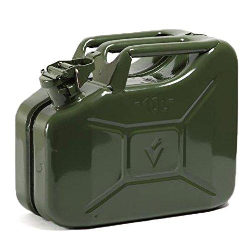VALPRO(ヴァルプロ) ジェリカン 10L グリーン F1200/RAL...