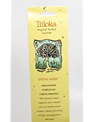 Triloka - 元の草の香の山脈ヒマラヤスギ - 10棒