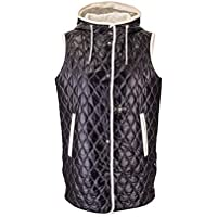 Fay Luxury Fashion Womens NAW20403220RPQ0002 Black Vest |