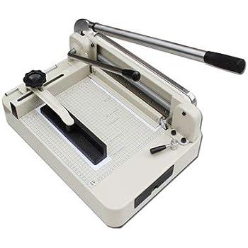 NEWTRY 裁断機 ペーパーカッター A4 重型 紙カッター オフィス用 手動 事務用品 業務用 紙トリマー 紙、厚いアルバム、レシピ、本などに