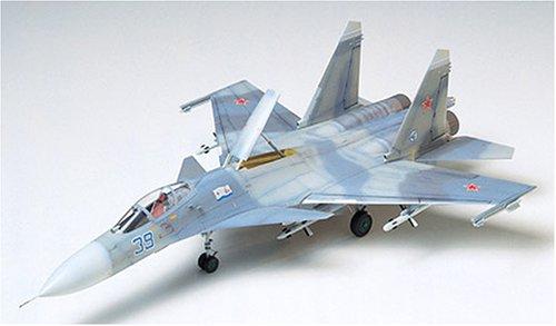 タミヤ 1/72 ウォーバードコレクション No.57 ロシア空軍 SU-27 B2 シーフランカー プラモデル 60757
