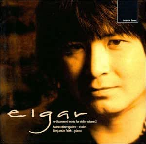 Elgar: Rediscovered Violin 2