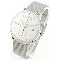 ユンハンス JUNGHANS 腕時計 マックスビル クロノスコープ メンズ 027/4600.00M[並行輸入品]