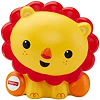 Fisher-Price Rainforest Bath Squirters Lion [並行輸入品]